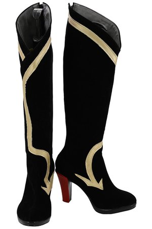 Bard Final Fantasy XIV A Realm Reborn Boots Cosplay Shoes - Skycostume