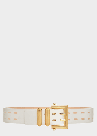 Versace Tribute Buckle Belt for Women | US Online Store