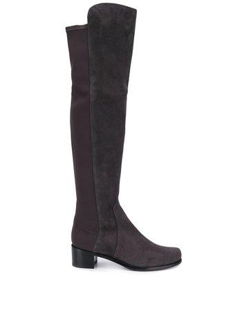 Stuart Weitzman Reserve Knee-High Boots Aw19 | Farfetch.Com