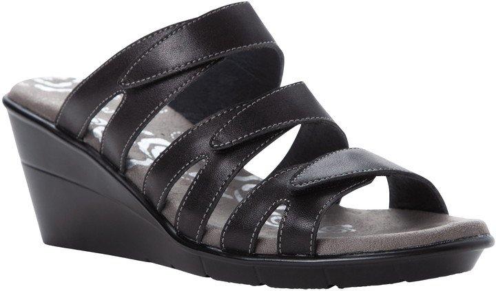 Lexie Wedge Slide Sandal