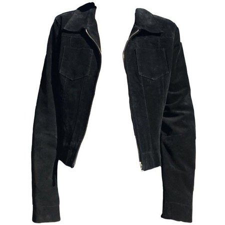 paolabw black jacket