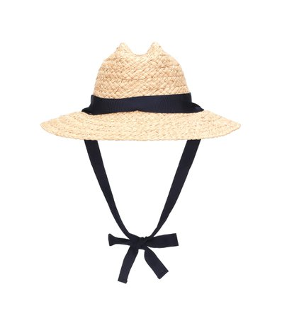Lola Hats, Save Me Raffia Hat