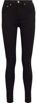 The High Rise Skinny High-rise Skinny Jeans