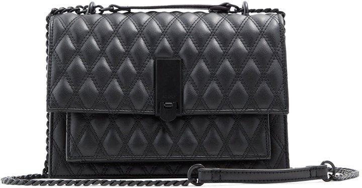 Nerallax Faux Leather Crossbody Bag