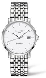 Elegant Automatic Bracelet Watch, 39mm