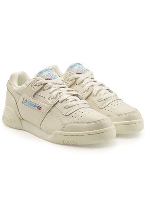 Workout Plus Leather Sneakers Gr. US 9.5