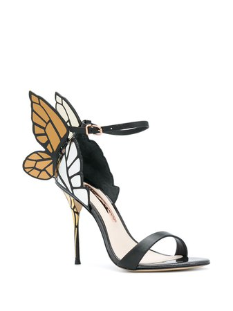 Sophia Webster Faw Butterfly Sandals - Farfetch