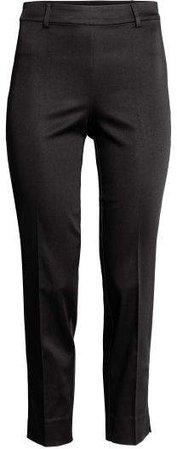 Tailored Pants - Black