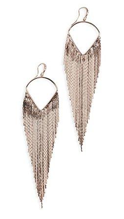 Theia Jewelry Waterfall Earrings | SHOPBOP