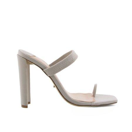 Tony Bianco Sierra stone lycra sandals - Buscar con Google