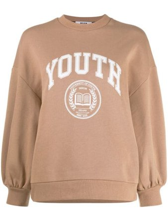 MSGM Youth sweatshirt