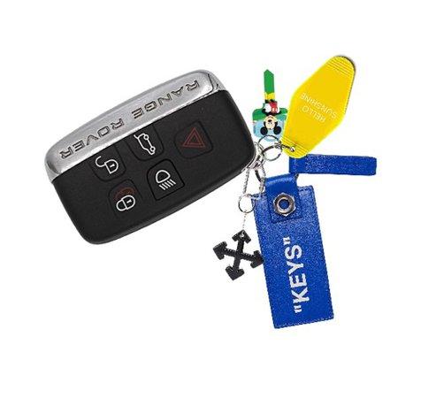 Range Rover keys