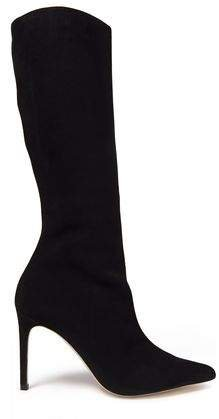 Porto Suede Knee Boots