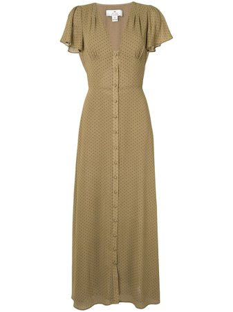 We Are Kindred, Virginia Open Back Maxi Dress
