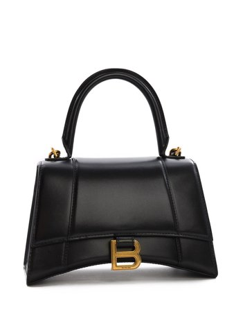 Balenciaga Small Hourglass Top Handle Bag