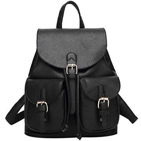 Black Backpack Amozon