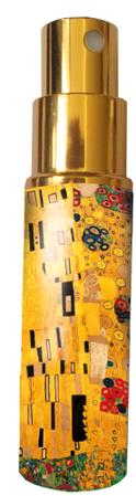 Perfume Atomizer, Klimt, The kiss