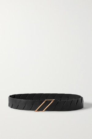 Bottega Veneta | Leather belt | NET-A-PORTER.COM