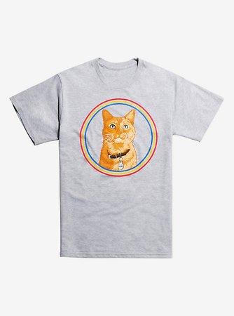 Marvel Captain Marvel Goose T-Shirt