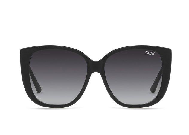 EVER AFTER Oversized Sunglasses for Women   Quay Australia