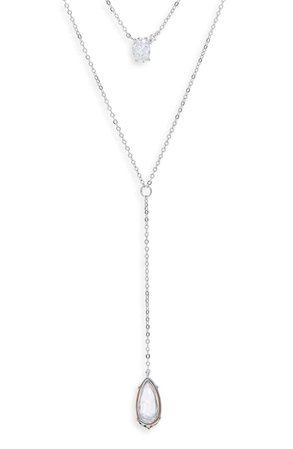 Nordstrom Layered Y-Necklace | Nordstrom