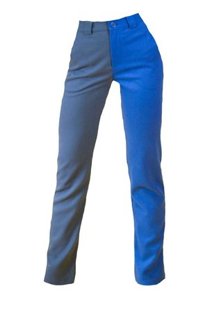 fashionbrandcompany split leg trousers