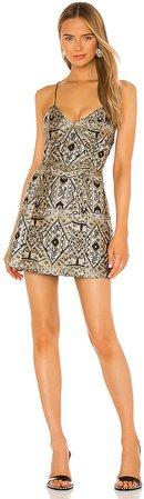 Tayla Structured Intern Mini Dress