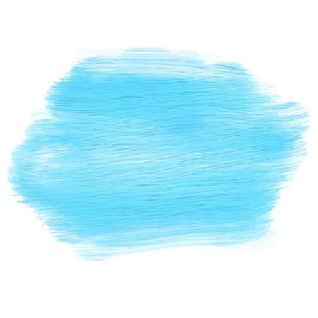 Abstract background with blue acrylic painted smear Vector | Free Download