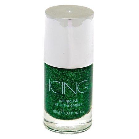 Glitter Nail Polish - Under the Mistletoe | Icing US