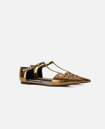 Women Ancient Coin Cage Shoes | Stella McCartney GB