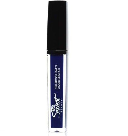 The Sexiest Beauty - Sex-Proof Matte Liquid Lipstick Inked