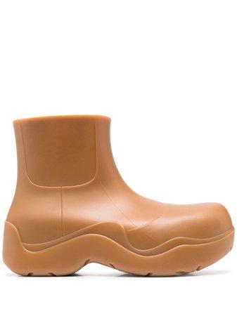 Bottega Veneta PV Puddle ankle boots - Farfetch