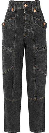 Neko High-rise Jeans - Gray