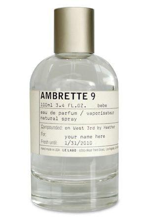 Ambrette 9 Eau de Parfum by Le Labo