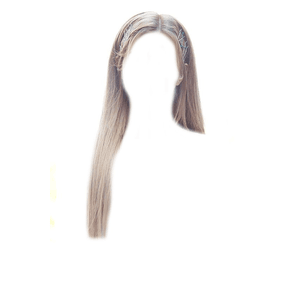 Blonde Hair PNG Clips/Pins