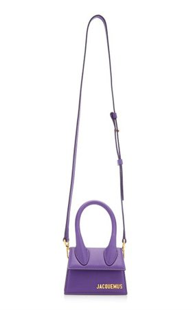 Le Chiquito Leather Top Handle Bag By Jacquemus   Moda Operandi