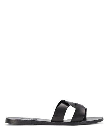 Ancient Greek Sandals Desmos Leather Sandals   INTERMIX®