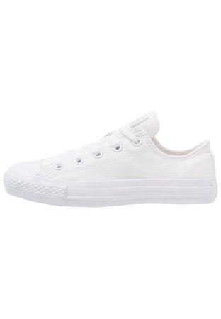 Converse CHUCK TAYLOR ALL STAR - Trainers - white - Zalando.co.uk