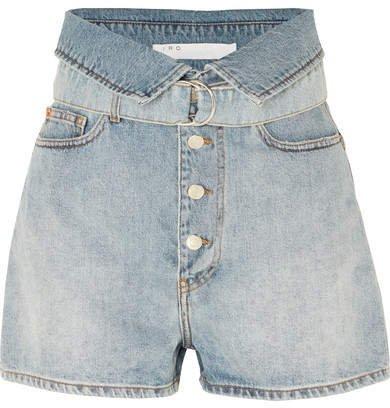 Fliri Denim Shorts - Light denim