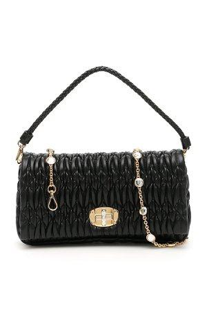 Miu Miu Cloquet Nappa Bag