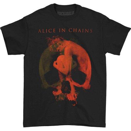 Alice In Chains Fetal 2015 Tour T-shirt | Rockabilia Merch Store