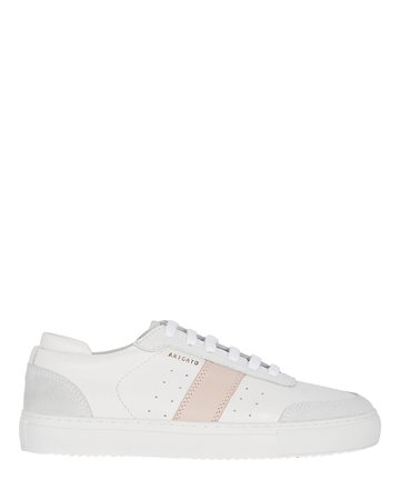Axel Arigato | Dunk Low-Top Leather Sneakers | INTERMIX®