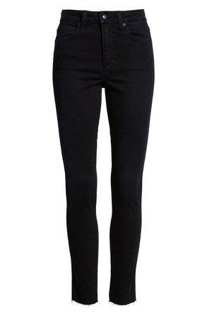 Joe's Hi Rise Honey Curvy Skinny Ankle Jeans (Lenora) | Nordstrom
