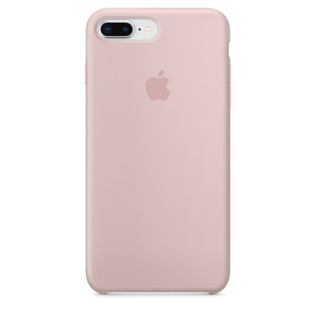 iPhone 8 Plus / 7 Plus Silikon Case – Weiß - Bildung - Apple (DE)