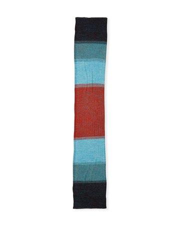 Missoni Striped Ombre Scarf