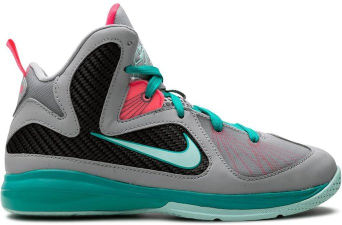 Lebron 9 high-top sneakers