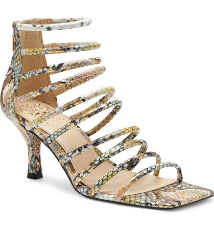 Vince Camuto Ambaritan Strappy Sandal (Women) | Nordstrom