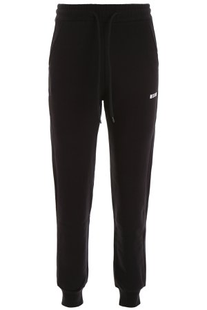 MSGM Joggers With Micro Logo