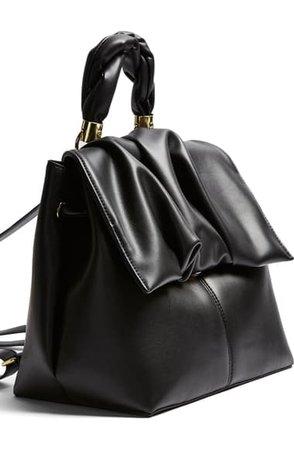 Topshop Ruched Flap Backpack | Nordstrom