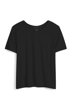 Primark Black T-Shirt Shirt tshirt